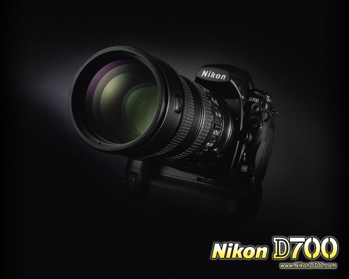 ニコンD700