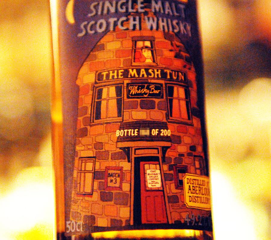 Master of Malt Boutique-y Whisky ABERLOUR Batch3 48.9%