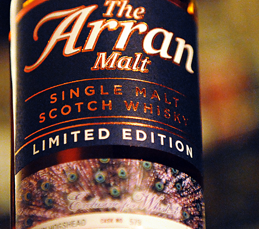 ARRAN 1997 18yearold,��Super Premium Cask
