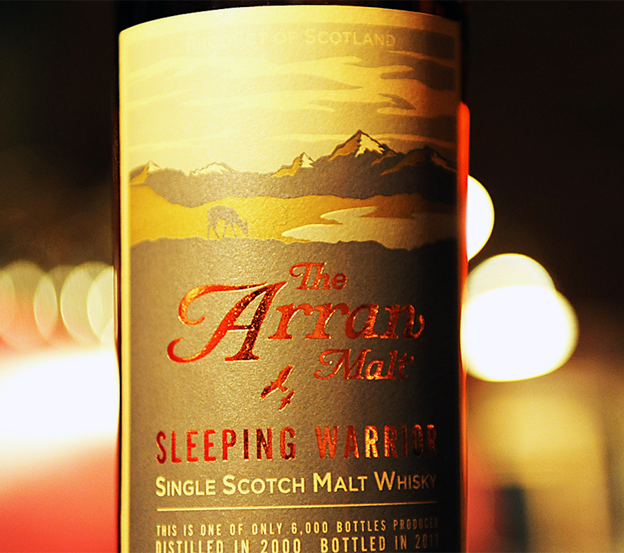 ARRAN, SleepingWarrior 54.9%
