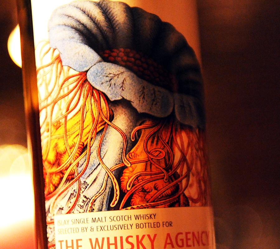 TheWhiskyAgency Mollusc&medusa BOWMORE 2002 12yearold