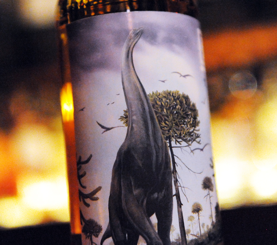 ThreeRivers Dinosaur BOWMORE 1999 12yearold