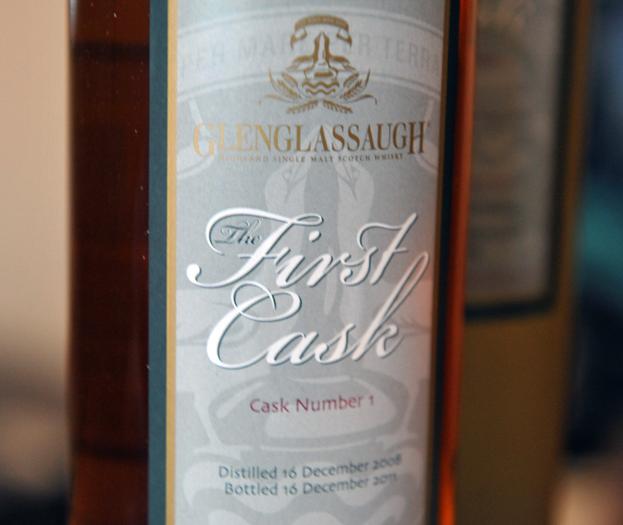 GLENGLASSAUGH The Fast Cask