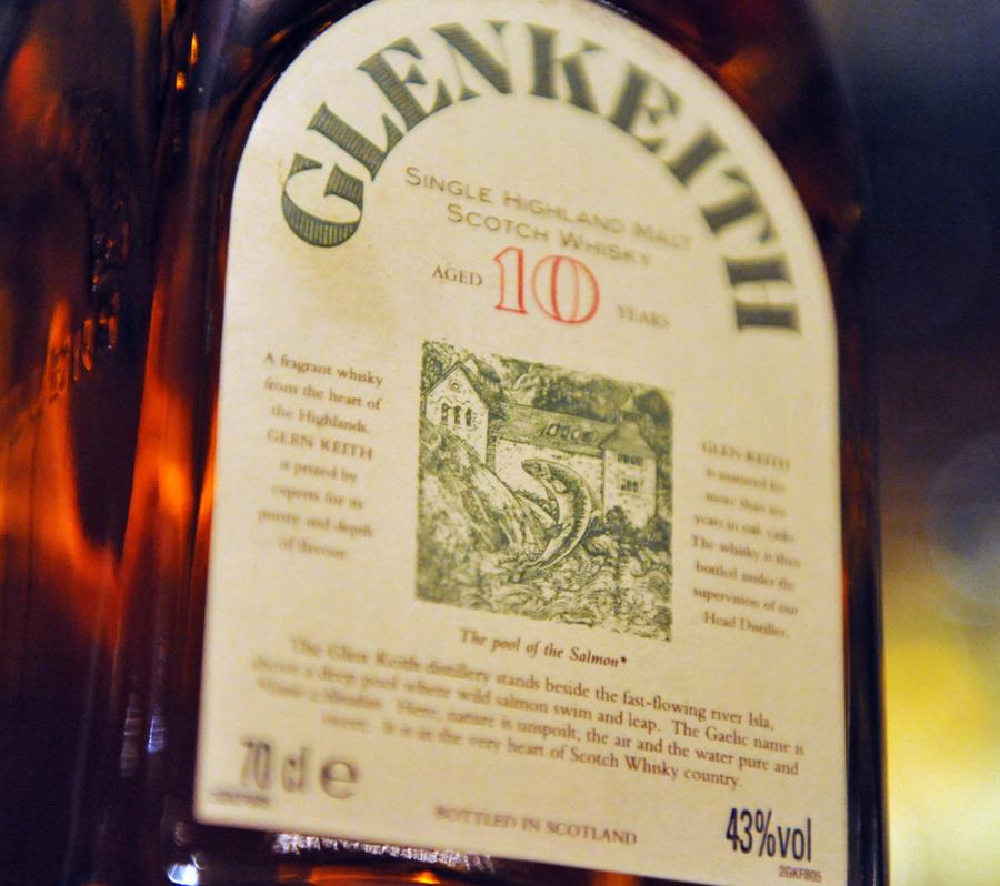 GLENKEITH 10yearold