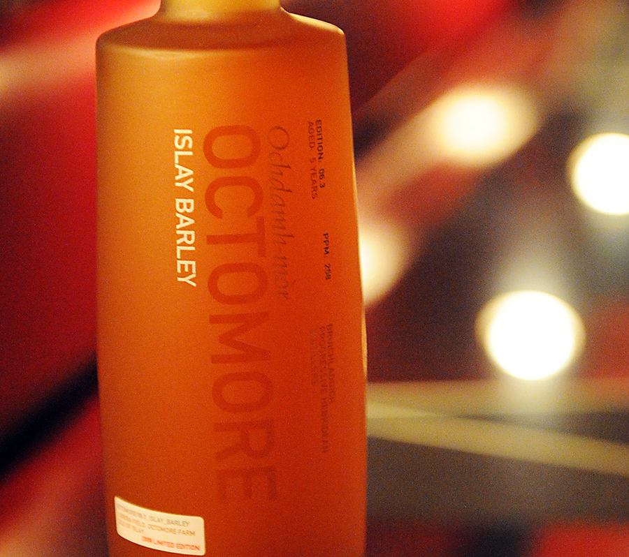 OCTOMORE 06.3 IslayBarley 258ppm