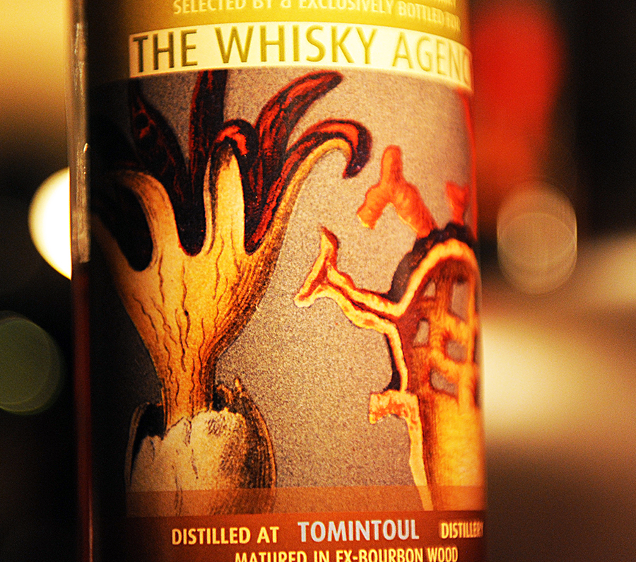 TheWhiskyAgency Fungi TOMINTOUL 1967 44yearold